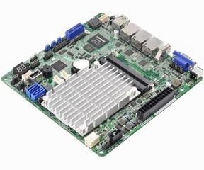 ASROCK RACK MB J1900D2Y server MB (intel J1900, 2xDDR3, 2xSATA2, 3xGLAN, mini-ITX)