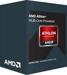 AMD cpu Athlon X4 840 Box FM2+ (3.1GHz, turbo 3.8GHz, 4MB cache, 65W, 4x jádro, 4x vlákno)