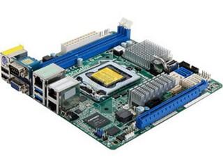 ASROCK RACK MB E3C224D2I server MB (intel 1150, 2xDDR3, 4xSATA3 + 2xSATA2, 2xGLAN, mini-ITX)
