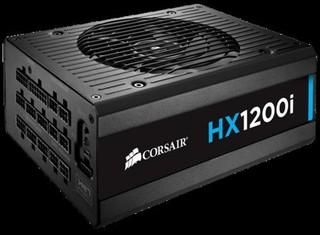 CORSAIR zdroj 1200W Professional Platinum modular HX1200i DIGITAL s aktivnim PFC (ventilátor 140 mm)