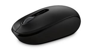 MICROSOFT myš Wireless Mobile Mouse 1850, Black (černá, bezdrátová)