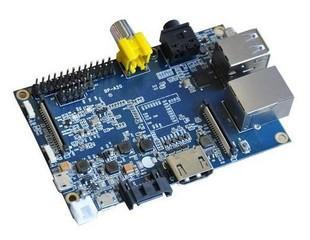 BANANA Pi jednodeskový počítač