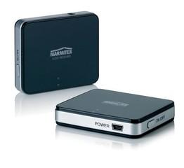 MARMITEK Subwoofer Anywhere 635 bezdrátový přenos zvuku pro subwoofer (2,4GHz, stereo, až do vzdálen