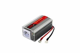 EUROCASE 500W měnič DC/AC 12V/230V + USB výstup