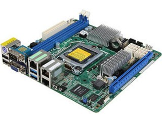 ASROCK RACK MB E3C226D2I server MB (intel 1150, 2xDDR3, 6xSATA3, 2xGLAN, mini-ITX)