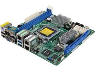 ASROCK RACK MB E3C226D2I server MB (intel 1150, 2xDDR3, 6xSATA3, 2xGLAN, mini-ITX)