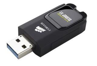 CORSAIR Voyager Slider X1 64GB USB3.0 flash drive (výsuvný konektor, čtení 130MB)
