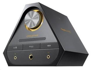 CREATIVE Sound Blaster X7, digitálně-analogový převodník s USB, zesilovač zvuku s dekodérem Dolby Di