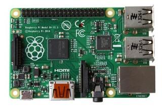RASPBERRY Pi Model B+ 512MB RAM jednodeskový počítač