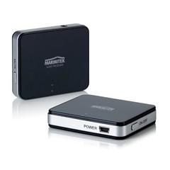 MARMITEK Audio Anywhere 625 bezdrátový přenos zvuku (2,4GHz, stereo, až do vzdálenosti 10m)