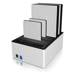 RAIDSONIC ICY BOX IB-141CL-U3 dokovací stanice pro 4x 2.5
