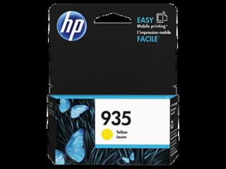 HP C2P22AE originální náplň žlutá č.935 cca 400 stran (yellow, pro HP OfficeJet 6830, 6820, 6220, 62