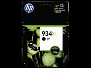 HP C2P23AE náplň č.934XL černá velká cca 1000 stran (pro HP OfficeJet 6830, 6820, 6220, 6230)