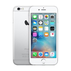 Apple iPhone 6S 128GB Silver, 4.7