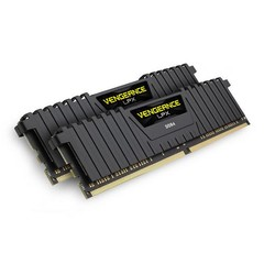 CORSAIR 16GB=2x8GB DDR4 3466MHz VENGEANCE LPX BLACK PC4-27700 CL16-18-18-36 1.35V XMP2.0 (16GB=kit 2