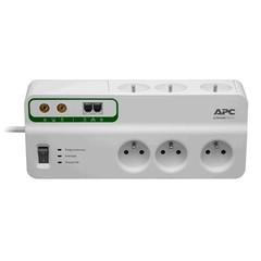 APC PMH63VT-FR SurgeArrest Home/Office, přepěťová ochrana 230V, 6 zásuvek + TEL a COAX linka