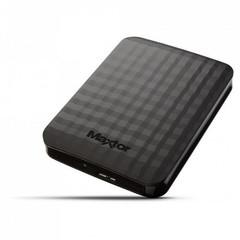 SEAGATE MAXTOR M3 Portable 1TB externí hdd 2.5in BLACK USB3 (vzor černý) max 5Gb/s