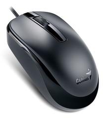 GENIUS myš DX-120 USB 1200dpi černá