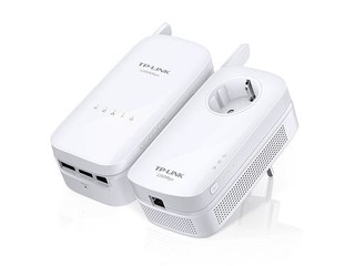 TP-LINK TL-WPA8630KIT STARTER-KIT 2 kusy 1200Mbit Powerline Ethernet extender Wireless AC1200 Dual b