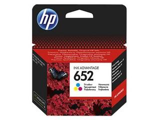 HP F6V24AE náplň č.652 tří-barevná cca200 stran (pro DJ Advantage 3835, 3775, 3785, 3635, 3636, 2135