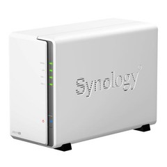 SYNOLOGY DS216se Disc Station datové úložiště (pro 2x HDD, CPU 800MHz, 256MB RAM, NAS)