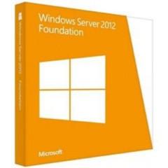 HPE SW Windows Server 2012 R2 Foundation 1CPU CZ (ENG/PL/RU) + 15 CAL OEM