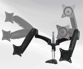 ARCTIC Z2 3D stolní držák pro LCD do 27