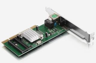 NETIS AD1102 PCI sitovka 10/100/1000 PCI interní karta