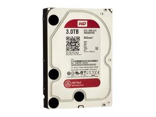 WDC WD30EFRX hdd RED 3TB SATA3-6Gbps 5400rpm 64MB RAID (24x7 pro NAS) 147MB/s, 24m záruka