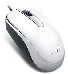 GENIUS myš DX-120 USB 1200dpi bílá