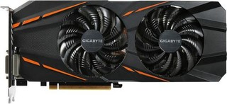 GIGABYTE VGA GV-N1060G1 GAMING-3GD GeForce GTX1060 (3GB GDDR5, 192bit, DVI+HDMI+ 3xDPort, GTX 1060)