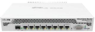 MIKROTIK Cloud Core Router CCR1009-7G-1C-PC 8x GLAN, z čehož je 1x combo SFP/GLAN a sériový port