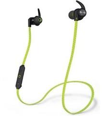 CREATIVE OUTLIER SPORTS zelené GREEN bluetooth sluchátka do uší (pecky) bezdrátové, s mikrofonem