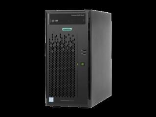 HPE ProLiant ML10 Gen9 server (bez OS) intel E3-1225v5, ram 1x8GB, 2x1TB hdd, RST 4LFF DVDRW 300W to