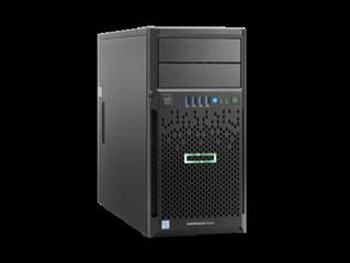 HPE ProLiant ML30 Gen9 server (bez OS) intel E3-1220v5, ram 1x8GB, 2x1TB hdd, B140i 4LFF DVDRW 350W