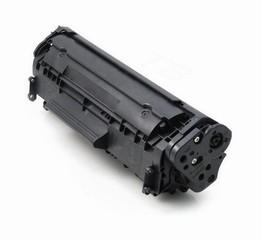 HP Q2612A kompatibilní toner černý univerzální (black, také CANON FX9, FX10, CRG703, FX-9, FX-10, CR