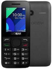 ALCATEL telefon ONETOUCH OT-1054D, barva černá, black