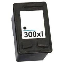HP CC641EE kompatibilní náplň černá XL č. 300XL (náhrada i za CC640EE) Black pro D2560, F4210, F2480