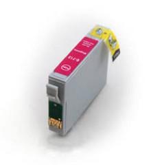 EPSON T0713 kompatibilní náplň purpurová inkoustová (magenta), pro Stylus D78, DX4000, DX5000, DX505
