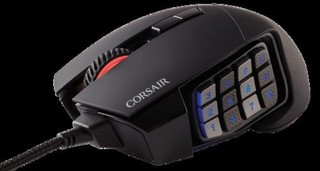 CORSAIR myš Scimitar PRO RGB Optical MOBA/MMO Gaming Mouse 16000 DPI (EU Version, pro hráče)