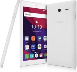 ALCATEL tablet ONETOUCH PIXI 4 (7), 7 palců, Wifi, barva White, bílý