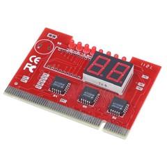 Nářadí CHM-002 tester základních desek PCI karta Gembird