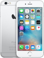 Apple iPhone 6S 32GB Silver, 4.7