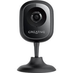 CREATIVE Live! CAM IP SMARTHD černá (IP kamera, black)