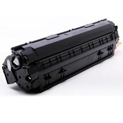 HP CB435A, CB436A, CE285A, CANON CRG712, CRG725, CRG713 kompatibilní toner černý univerzální (black,