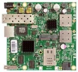 MIKROTIK RB922UAGS-5HPacD, 802.11ac 2x2 two chain, RouterOS L4, miniPCIe, USB, SFP, SIM, 1xGLAN, 2xM