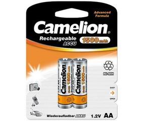 CAMELION 2pack AA/HR6 1500mAh nabíjecí baterie 1.2V Ni-MH