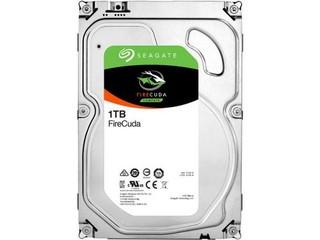 SEAGATE ST1000DX002 hdd 1TB SATA3-6Gbps 64MB+8GB MLC Firecuda max 210MB/s