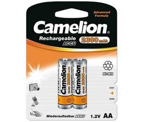 CAMELION 2pack AA/HR6 2300mAh nabíjecí baterie 1.2V Ni-MH