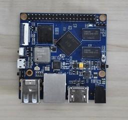 BANANA Pi M2+ jednodeskový počítač